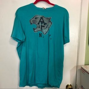 Abercrombie & Fitch Muscle Fit Vintage Tee